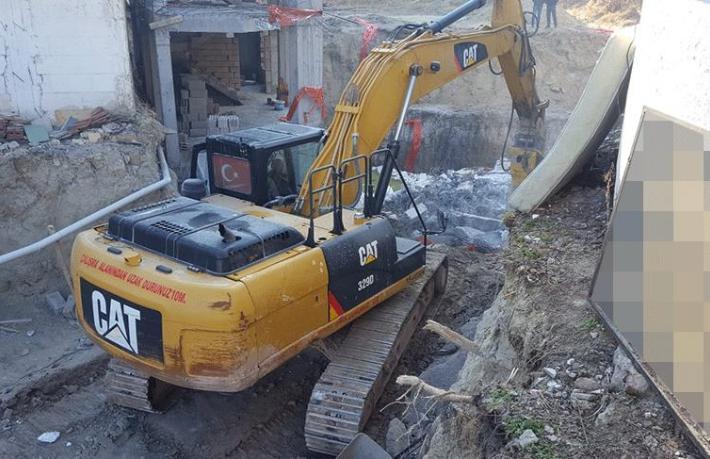 Kapadokya'da 14 yapı daha yıkılacak
