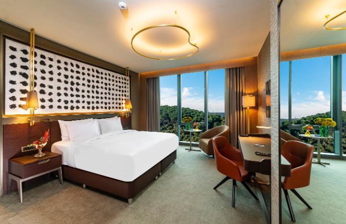 Radisson Blu Hotel Vadistanbul hizmete girdi