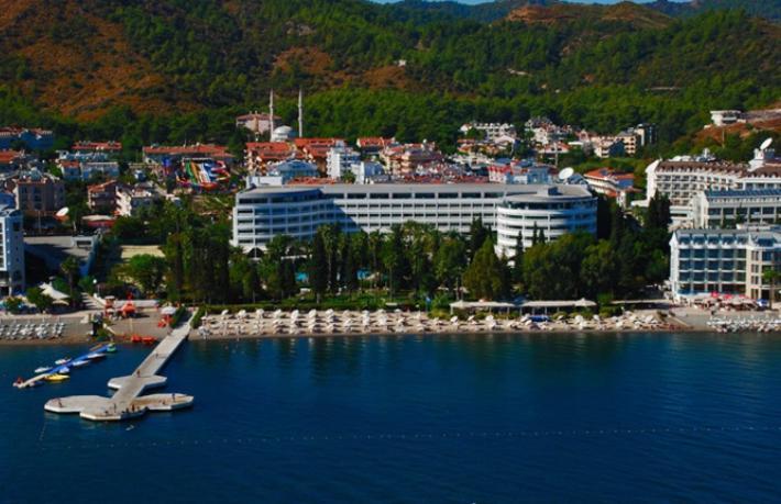 Şahenk D-Resort Grand Azur'u TUI'ye satıyor