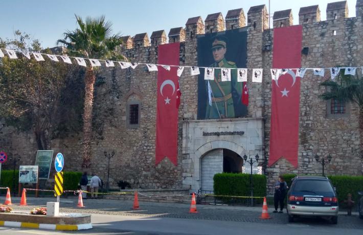 Türkiye'nin ilk turizm kenti Kuşadası