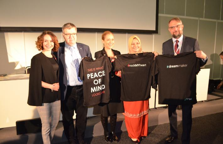 Akra Hotel Almanya'da sağlık turizmini tanıttı