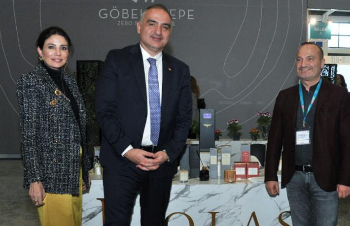 Türkiye Kokusu ITB'de tanıtıldı
