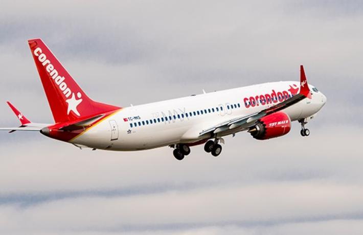Corendon'dan Boeing 737 MAX kararı