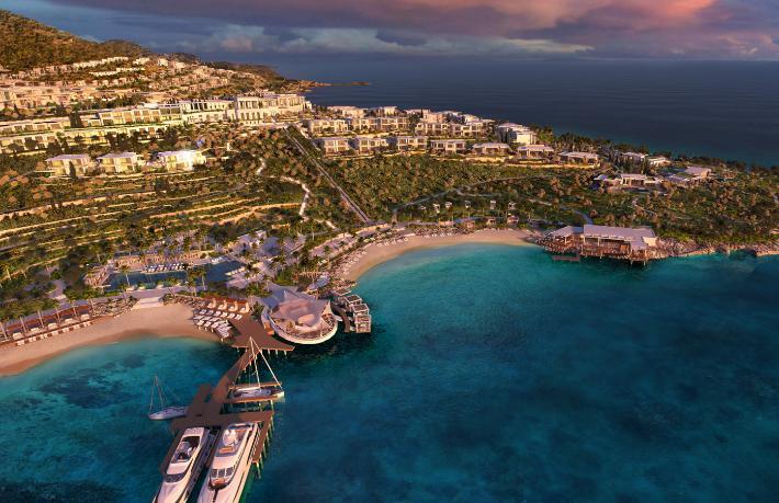 Akdeniz'in en büyüğü Bodrum'da açılacak