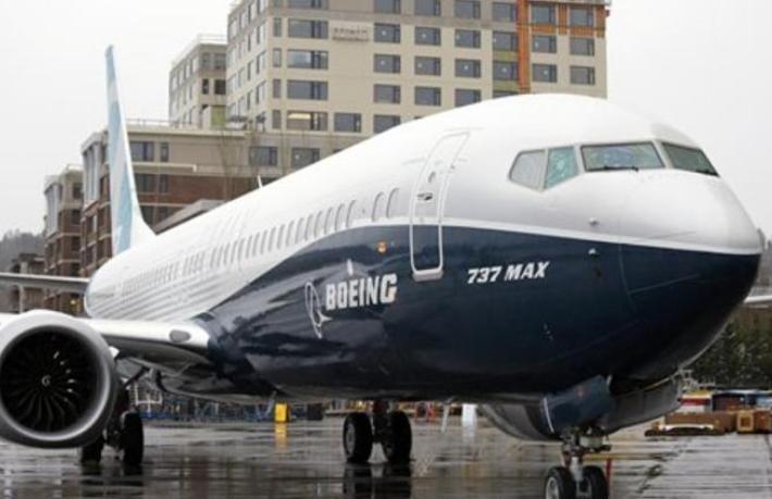 Türk hava sahası Boeing 737-8 Max'e kapandı