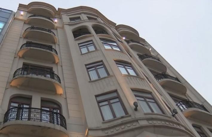 Taxim Hill Hotel'de şok ölüm