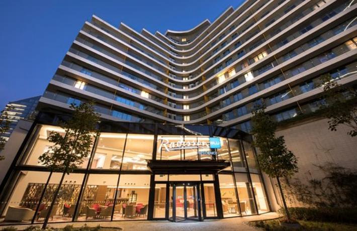 Radisson Blu Residence Batışehir'e 'Her an önemlidir' ödülü