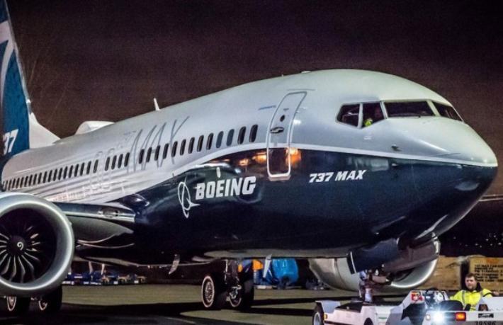 Boeing 3 günde eridi