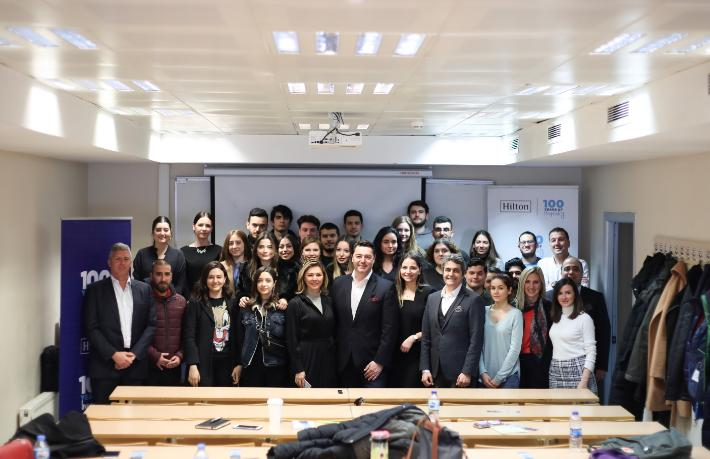 Hilton Bomonti ve Bahçeşehir Üniversitesi'nden işbirliği