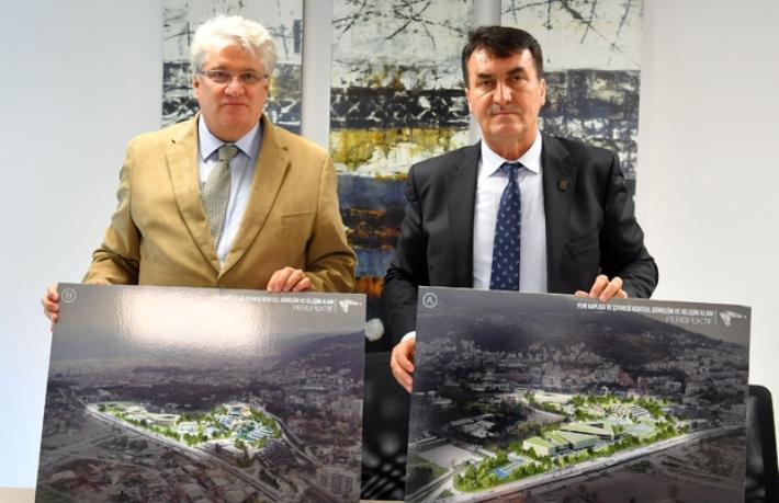 Bursa'ya 1 milyon turist getirecek proje