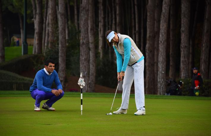 Golf turizmi ilk çeyrekte sevindirdi