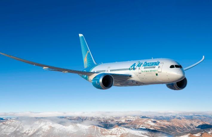 Air Tanzania Aviareps ile çalışma kararı aldı