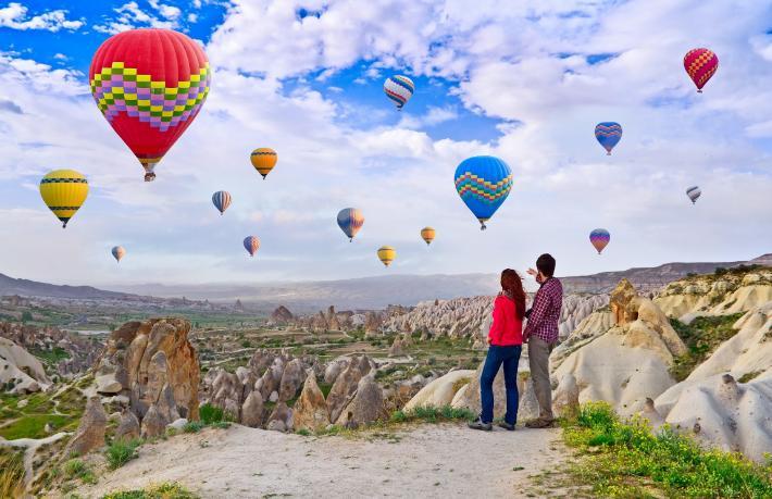 THY'den Kapadokya'yı uçuracak adım