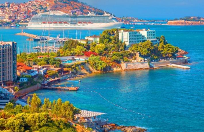 Diana Travel'dan Kuşadası'na dev turistik tesis