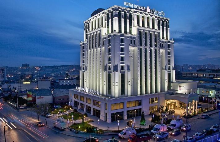 Körfezin kralı Silivri'de otel açıyor