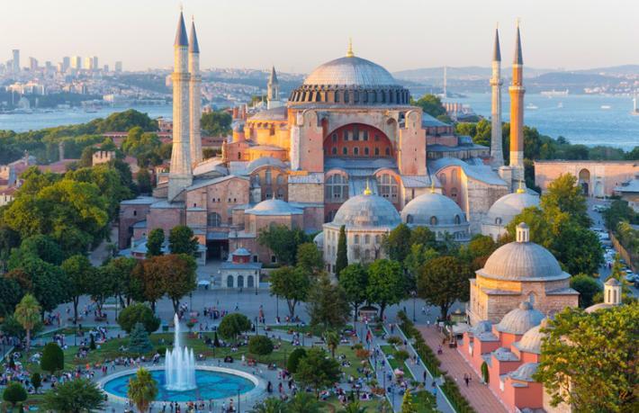 Erdoğan: Ayasofya müze statüsünden çıkarılabilir