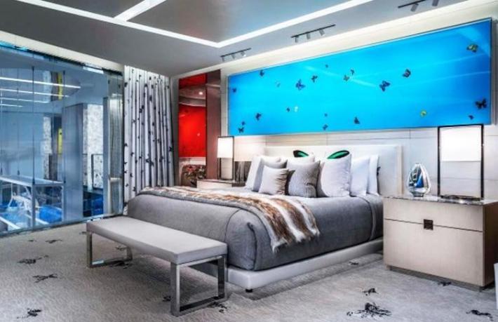Dünyanın en pahalı otel odasıyla tanışın