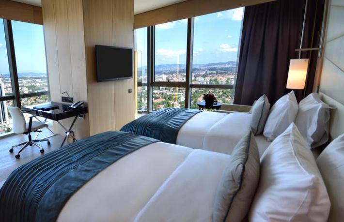 Dev zincir Türkiye'de 100 otele ulaşacak