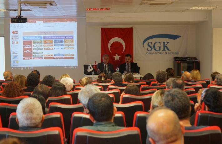 ALTİD üyelerine turizm teşvikleri anlatıldı