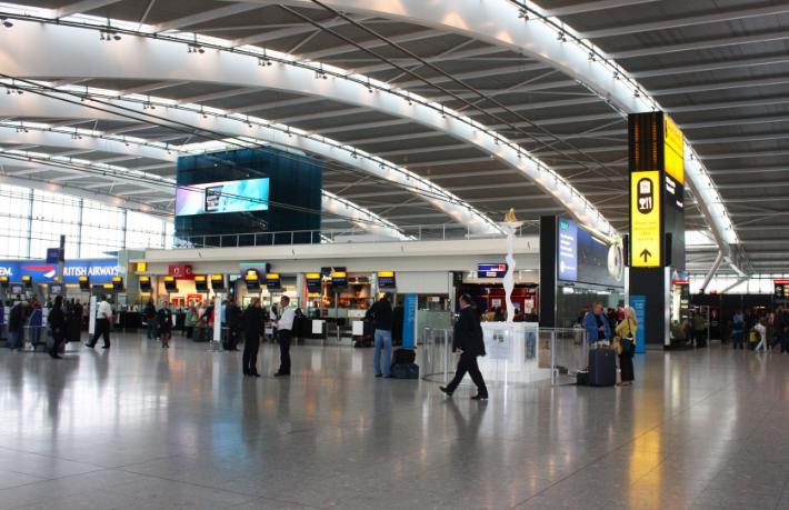 İstanbul Havalimanı'nda bunu yapana 320 TL ceza