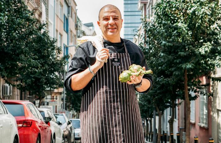 Hilton İstanbul Bomonti'ye yeni Executive Chef