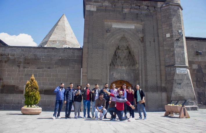 Kayseri turizmi Ortadoğu'ya açılıyor