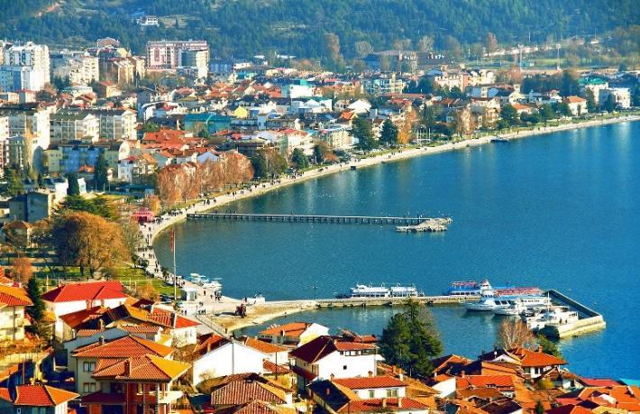 Limak'tan Makedonya'ya otel