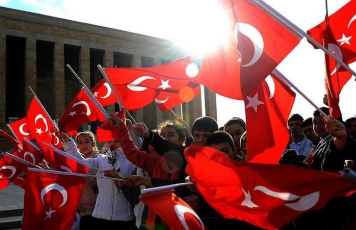 Türkiye'nin geleceği için 23 milyon aday var