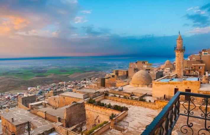 Mardin'de oteller son rezervasyonları alıyor