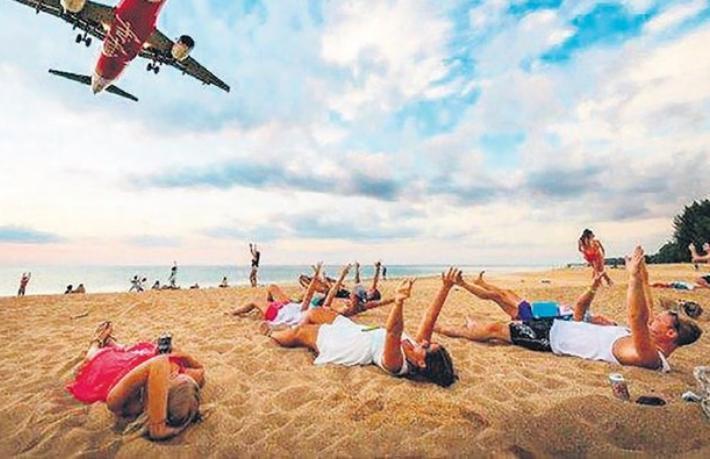 Puket'te selfie çekene ölüm cezası