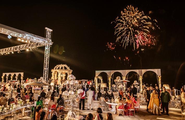 Antalya'da 11 günde 4 Hint düğünü