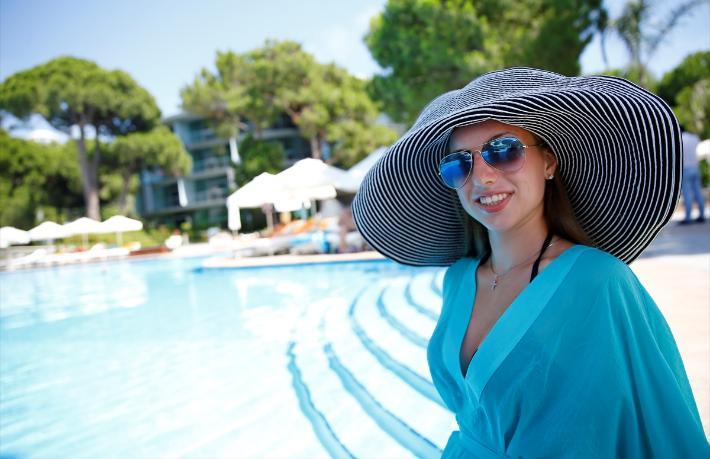 İşte bayramda otel konaklamalı tatil yapacak turist sayısı