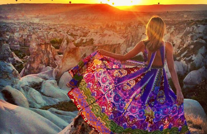 Kapadokya turizmi için önemli hafta