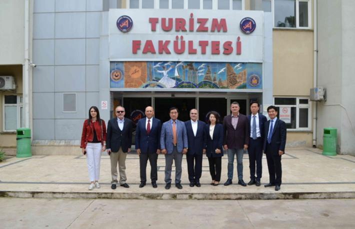 Türkiye ve Güney Kore arasında turizm köprüsü