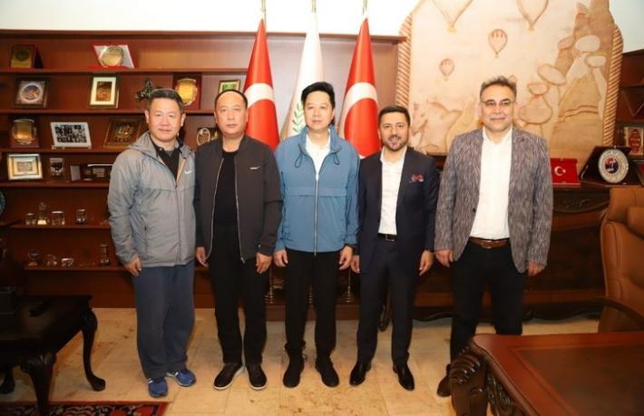 Çin ile Nevşehir arasında uçak seferleri başlıyor