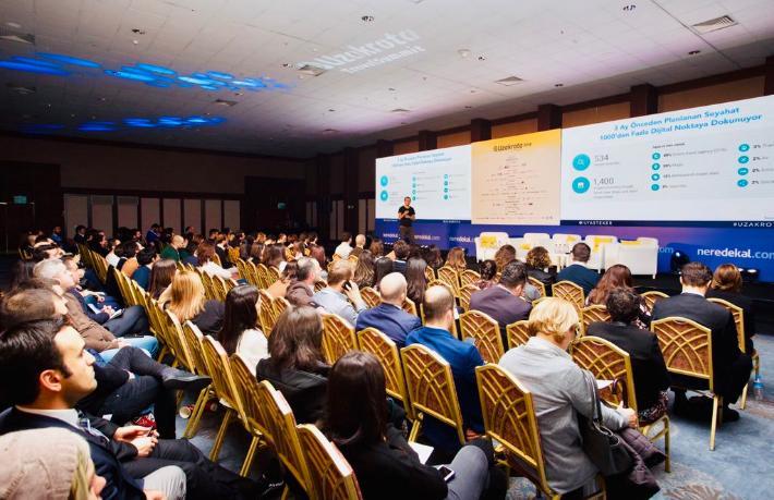 4 bin profesyonel Uzakrota Travel Summit'te buluşacak