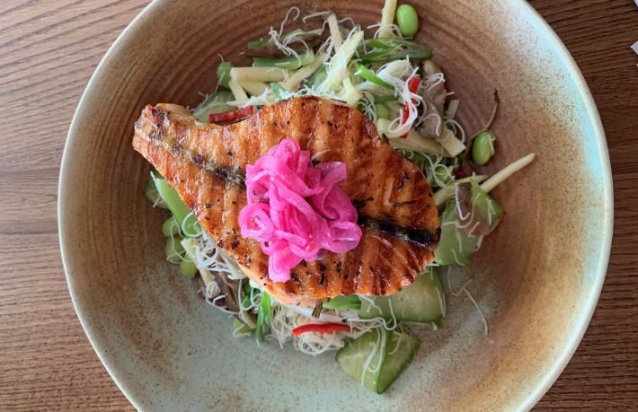 LUX Bodrum'da Vitalica Healing Restaurant açıldı