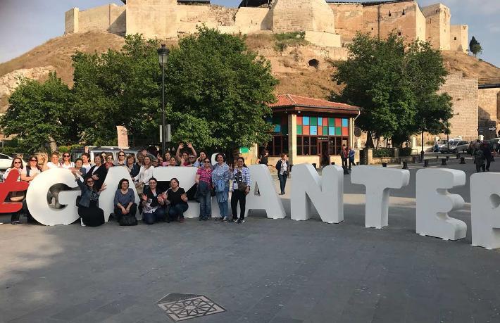 Gaziantep turist rehberi ithal ediyor