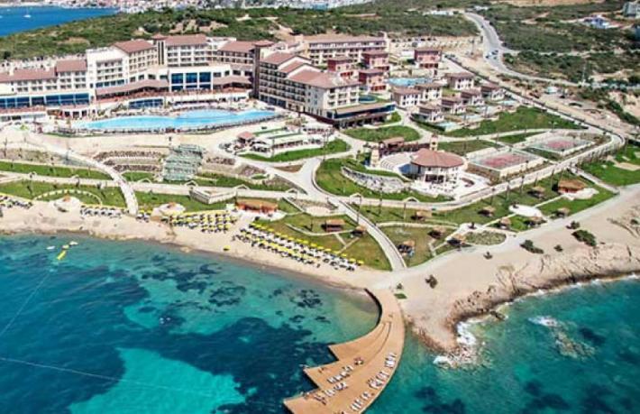 Euphoria Agean Resort, termal otel oldu
