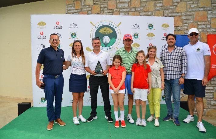 Mandarin Oriental, Bodrum Golf Day 2019'u gerçekleştirdi