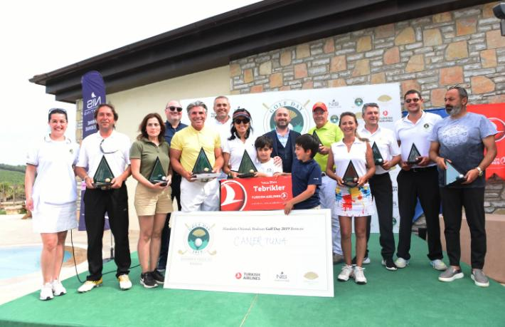 Golf sezonu nefes kesen bir turnuvayla açıldı