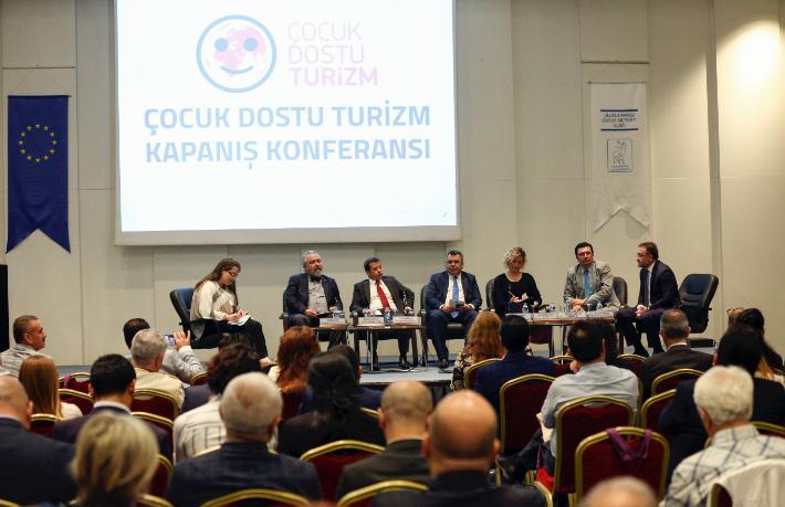 Türkiye'de turizm çocuk dostu olacak