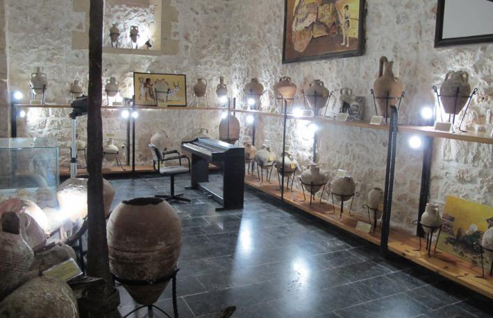 Silifke'de Türkiye'nin Tek Amfora Müzesi'ne Ziyaret...