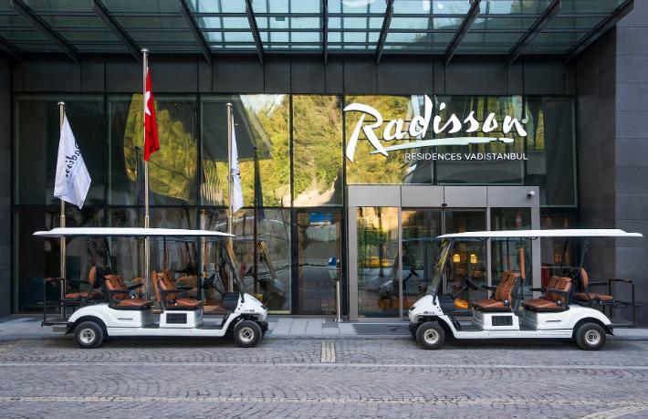 Radisson Residences Vadistanbul hizmete girdi