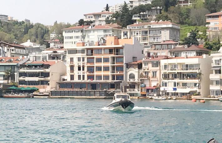 İstanbul'un simge oteli yeniden açılıyor