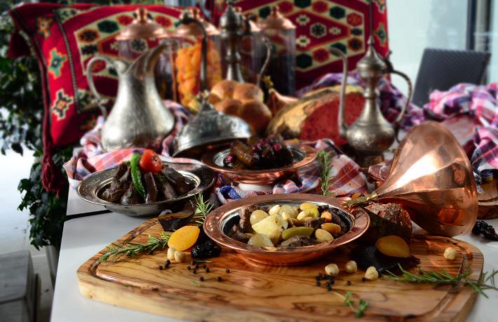 Wyndham Grand Kalamış'ta eşsiz iftar sofraları