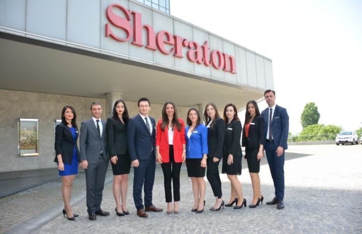 Sheraton İstanbul Ataköy Hotel yaza hazır