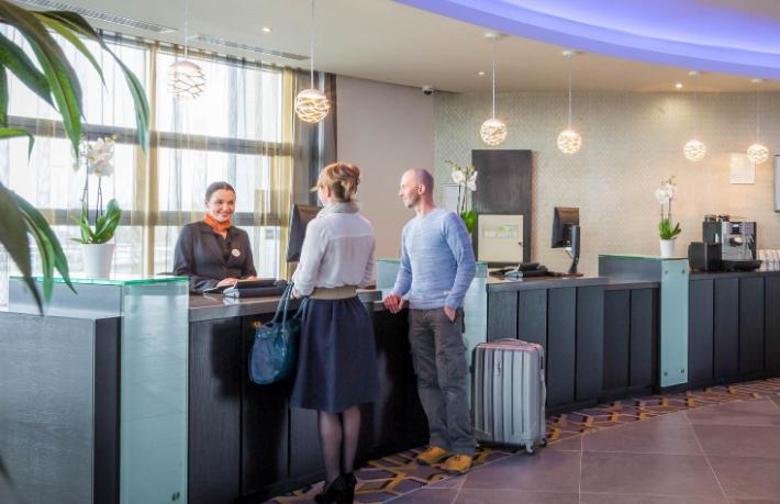 Otel odalarına anahtarsız ve kartsız giriş mümkün