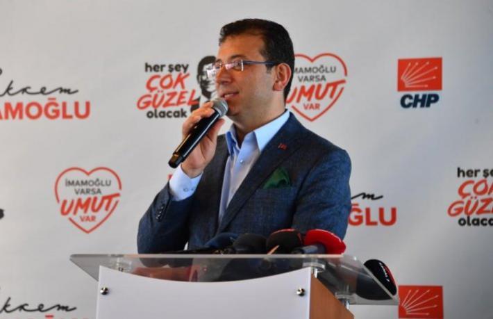 Ekrem İmamoğlu: İstanbul kültür ve turizmin merkezi olacak