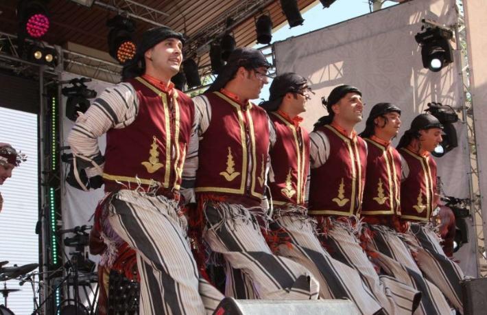 Moskova'daki Türkiye Festivalibugün başlıyor